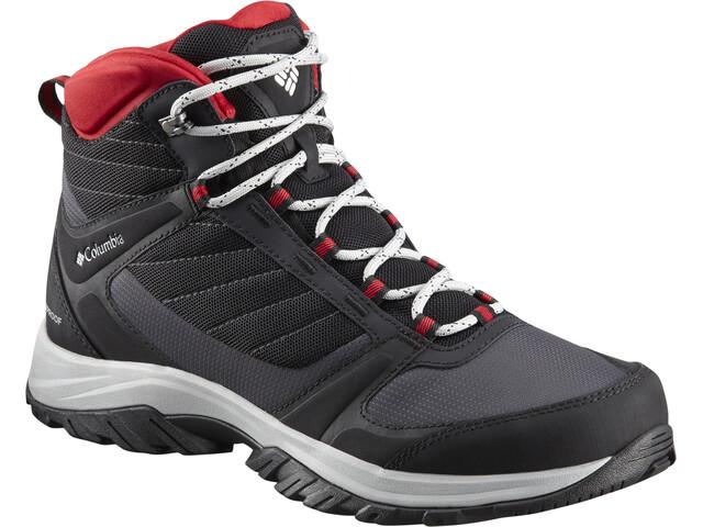 Columbia Terrebonne II Sport Mid Omni-Tech Shoes Herren black/white